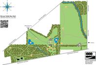 TeddyBear Park Map
