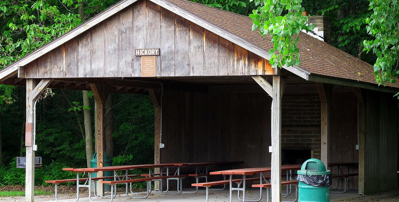 Hickory Shelter