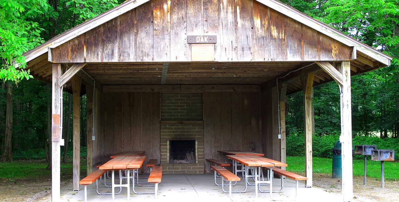 Oak Shelter
